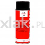 Lakier strukturalny do plastiku CARSYSTEM Bumper Paint czarny Spray 400ml