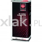 Lakier bezbarwny CARSYSTEM 2K Carbo Clear Plus VOC do karbonu 5L
