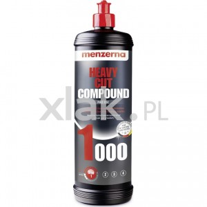 Pasta polerska MENZERNA 1000 Heavy Cut Compound 1L