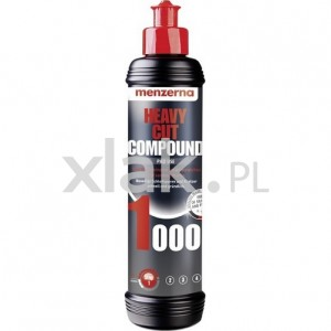 Pasta polerska MENZERNA 1000 Heavy Cut Compound 250ml
