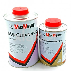 Lakier bezbarwny MAXMEYER PPG MS Clear 0440 1L