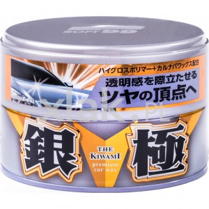 "Wosk hybrydowy SOFT99 Extreme Gloss ""The Kiwami"" Light 200g"
