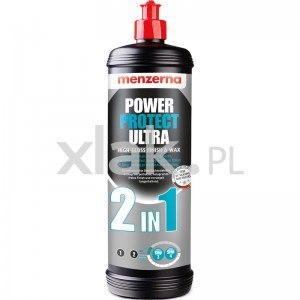 Pasta polerska 2 w 1 MENZERNA Power Protect Ultra PP wosk 1L