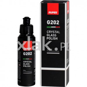 Środek polerski do szyb RUPES G202 Crystal Glass Polish 150ml